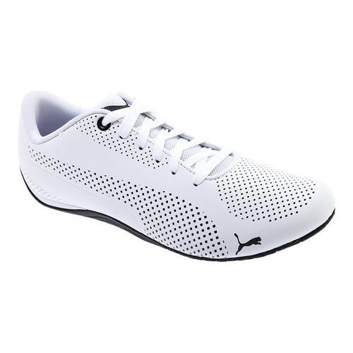 Men's PUMA Drift Cat 5 Ultra Sneaker Puma White/Puma Black