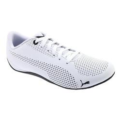 Men's PUMA Drift Cat 5 Ultra Sneaker Puma White/Puma Black - Thumbnail 0