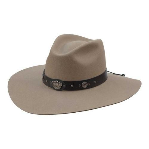 Shop Jack Daniel s JD03-112 Cowboy Hat Silverbelly - On Sale - Free  Shipping Today - Overstock - 20766324 a311a3fcb757