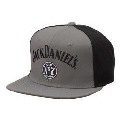 Jack Daniel's JD77-131 Baseball Cap Black/Grey