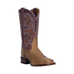 Women's Dan Post Boots Cowgirl Certified 11in San Michelle D Tan Crazy Cow