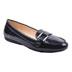 Women's Mootsies Tootsies Pam Loafer Black Synthetic (More options available)