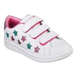 Girls' Skechers Omne Starry Street Sneaker White/Multi