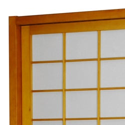 Handmade Zen Shoji Double-Sided Sliding Door Kit (China) - Thumbnail 1