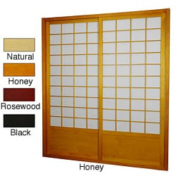 Zen Shoji Double-Sided Sliding Door Kit (China)