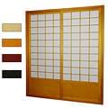 Handmade Zen Shoji Sliding Door Kit