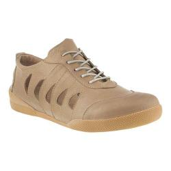 Women's Spring Step Konak Sneaker Beige Leather (More options available)