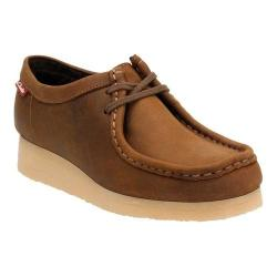 Women's Clarks Padmora Moccasin Brown Smooth Leather