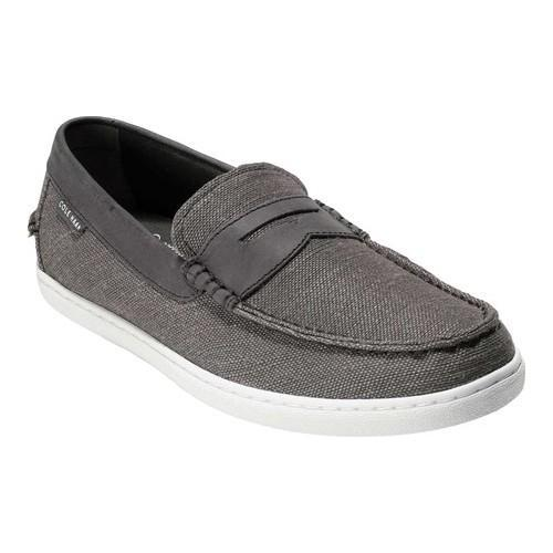 b73c4b86996 Men  x27 s Cole Haan Pinch Weekender Loafer Grey Slubby Canvas Magnet  Leather