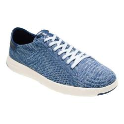 Men's Cole Haan GrandPro Tennis Stitchlite Sneaker Navy Peony/Chambray Blue Heathered (More options available)