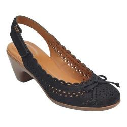 Women's Easy Spirit Chatt Slingback Black