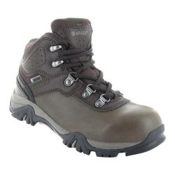 Children's Hi-Tec Altitude VI Waterproof Boot Dark Chocolate Leather