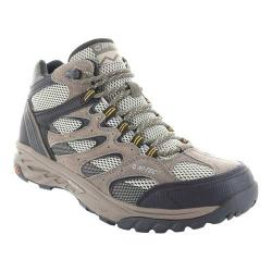 Men's Hi-Tec V-Lite Wildfire Mid I Waterproof Boot Taupe/Dune/Core Gold Suede