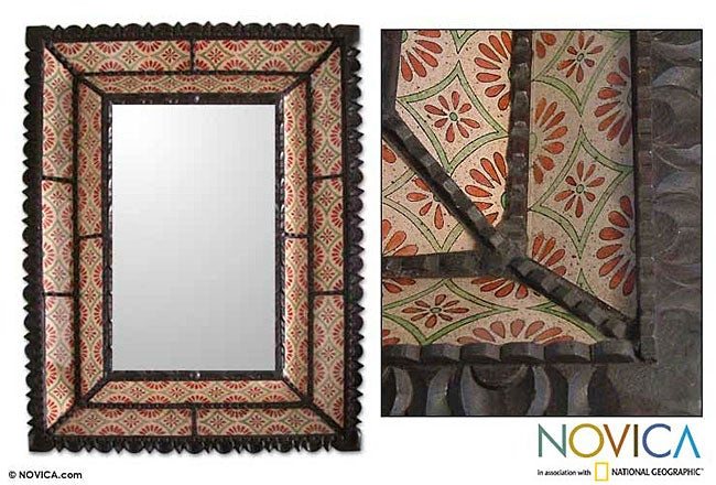 Shop Nature S Peace Mirror Peru Free Shipping Today