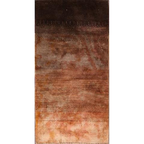 "Carson Carrington Kutteboda Hand-knotted Persian Wool Area Rug - 4'7"" x 2'4"" runner"
