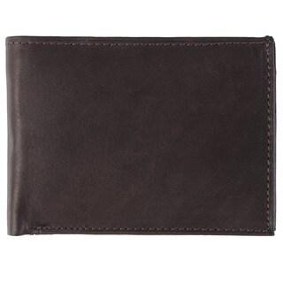 Boston Traveler York Collection Bi-Fold Wallet