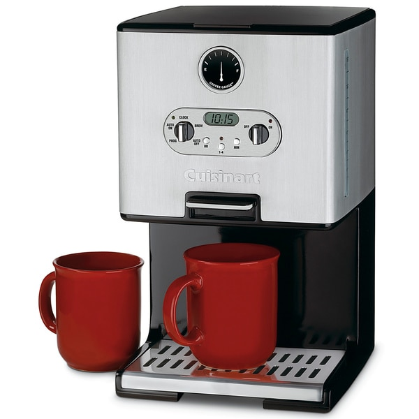 Cuisinart Coffee Maker On Off Switch Broken : Cuisinart DCC-2000FR Coffee On Demand Coffee Maker (Refurbished) - Free Shipping Today ...