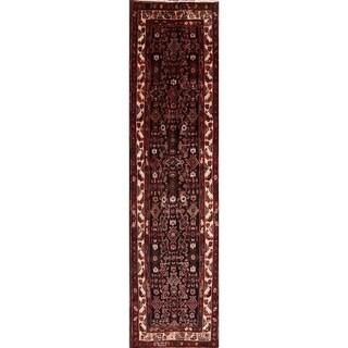 The Curated Nomad Elliman Hamedan Wool Persian Heirloom Item Area Rug - 13'4 x 3'4