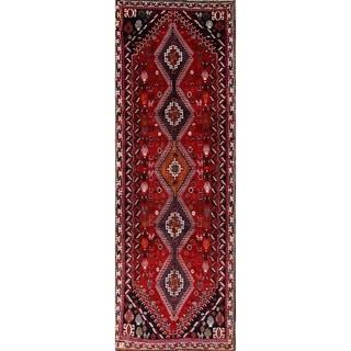 "The Curated Nomad Lusk Persian Handmade Heirloom Item Area Rug - 9'9"" x 3'4"" runner"