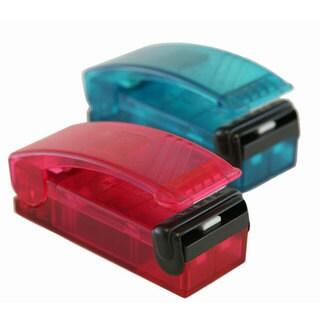 Bag Re-sealer Easy Food Storage System (2 Sealers)