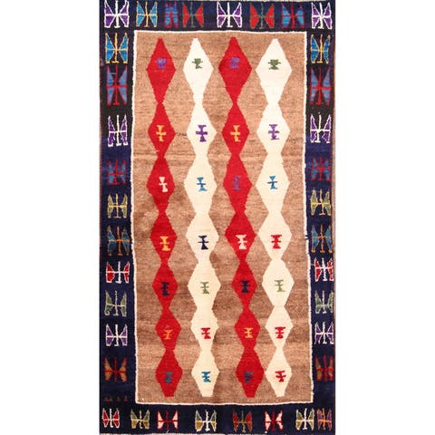 """Carson Carrington Fabacken Persian Hand-knotted Area Rug - 5'9"""" x 3'1"""""""