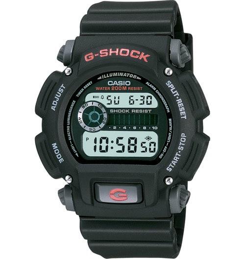 Casio G-Shock Men's Resin Band Watch
