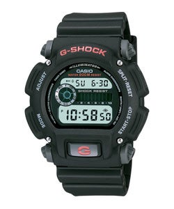 Casio G-Shock Men's Resin Band Watch