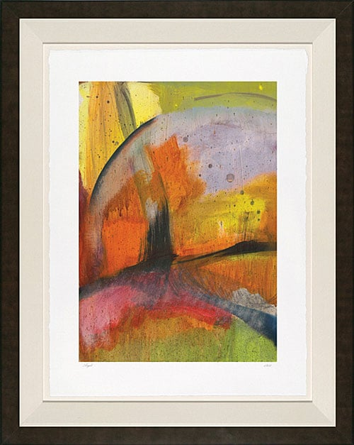 Gallery Direct Sylvia Angeli Abstracted Nature II Framed Art Print - Thumbnail 0