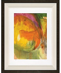 Gallery Direct Sylvia Angeli Abstracted Nature III Framed Art Print
