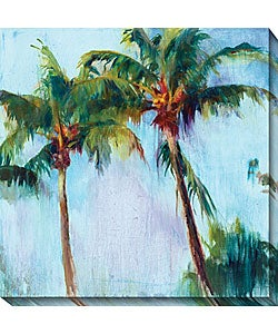 Gallery Direct Allyson Krowitz Winter Palm Canvas Art