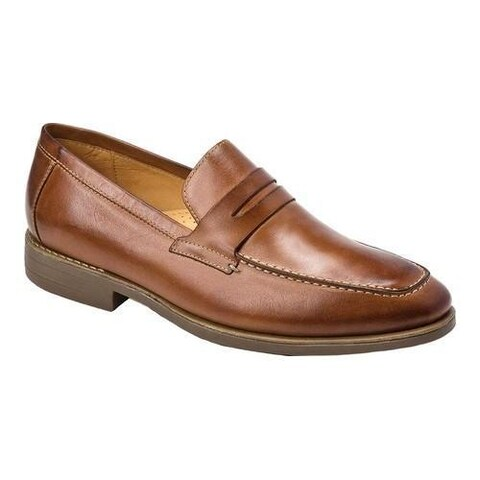 Men's Sandro Moscoloni Murray Penny Loafer Tan