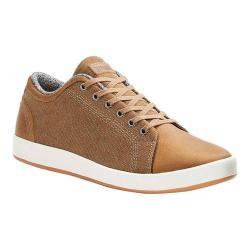 Men's Kodiak Karlen Low-Cut Casual Sneaker Wheat Leather/Washed Canvas