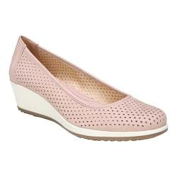 Women's Naturalizer Betina 2 Wedge Pump Vintage Mauve Leather (More options available)