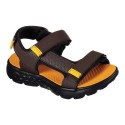Boys' Skechers On the GO 400 River Sandal Chocolate/Orange