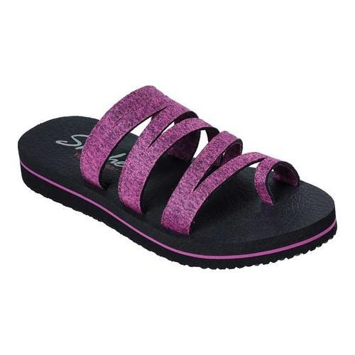 eaa79cfc029e Shop Women s Skechers Zenflex Camp Zen Toe Loop Sandal Raspberry - Free  Shipping On Orders Over  45 - Overstock - 20998019