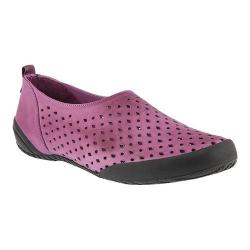 Women's Spring Step Hena Loafer Purple Leather