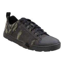 Men's Altama Footwear OTB Maritime Assault Low Boot Black Multicam Cordura