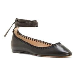 Women's Vince Camuto Braneeda Ballet Flat Black Nappa Leather (3 options available)