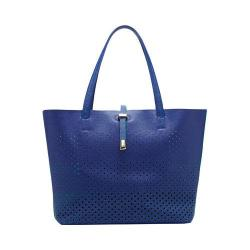Women's Vince Camuto Leila Tote Lapis Blue/Grass Green