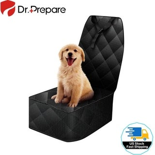 Pet Dog Car Seat Cover Single-seat Pet Anti-Skid Car Mat Waterproof Protective