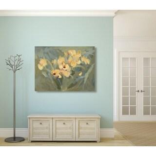 Gallery Direct Karen Wilkerson 'Embrace I' Canvas Art