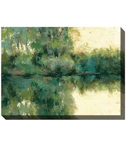 Gallery Direct Caroline Ashton Reflections Canvas Art