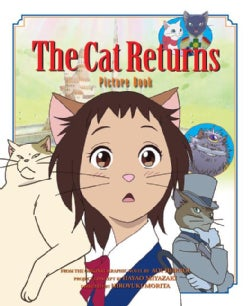 The Cat Returns Picture Book (Hardcover)