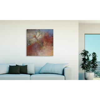 Gallery Direct Maeve Harris Dragonfly I Canvas Art