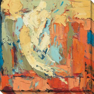 Gallery Direct Maxine Price Poetry in Motion I Canvas Art