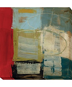 Gallery Direct Ross Lindsay 'Without Reason I' Giclee Canvas Art