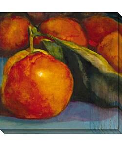 Gallery Direct Sylvia Angeli 'Orange Glow' Canvas Art