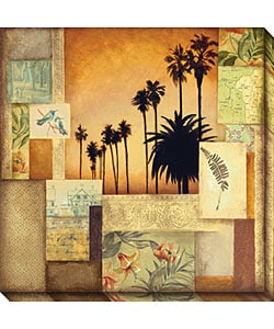 Gallery Direct St. John 'Tropical State II' Canvas Art
