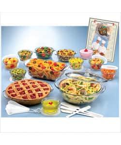 14pc Anchor Hocking Glass Bakeware Set with Triple Bonus https://ak1.ostkcdn.com/images/products/2475197/14pc-Anchor-Hocking-Glass-Bakeware-Set-with-Triple-Bonus-P10699602.jpg?impolicy=medium