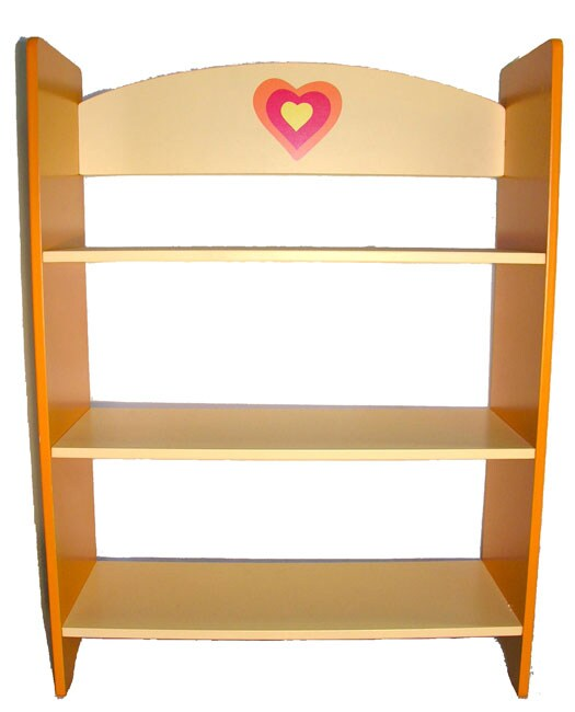 Children's 3-layer Shelf